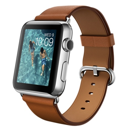 Apple watch photo by apple.com