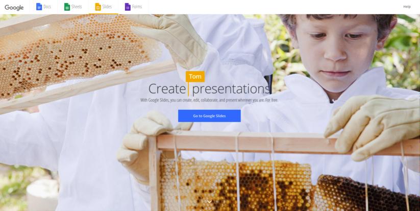 Google Slides Free Presentation