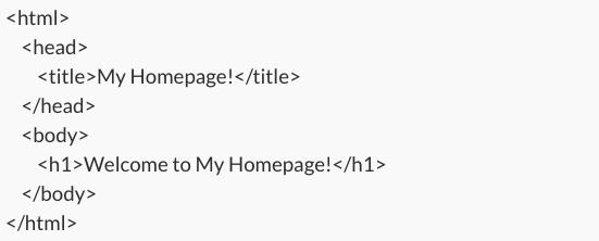 html code snip