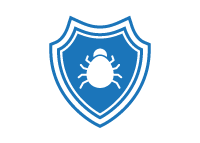 Anti Virus Logo Icon